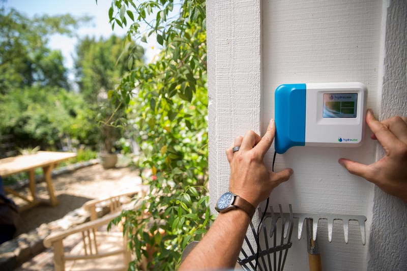 Have a smart home? Get a smart irrigation system