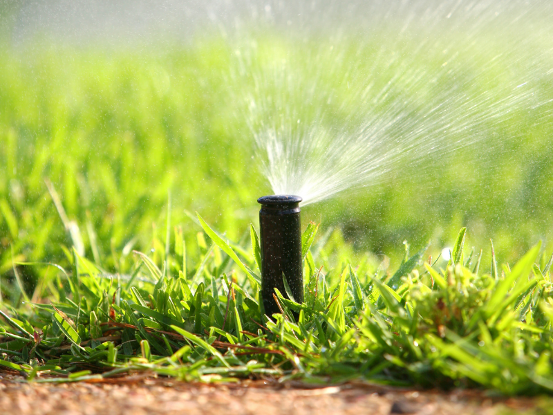 Should you repair or replace your sprinkler system?